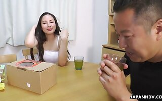 Japan amoral gal Ai Kamijou thrilling video