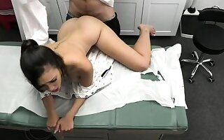 Doctor do you be cautious to check up my tits?