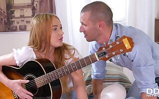 Luca Ferrero and Kaisa Nord - Barely Legal Russian Teen Making love