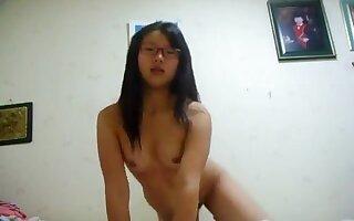 Cute Korean Teen Masturbation