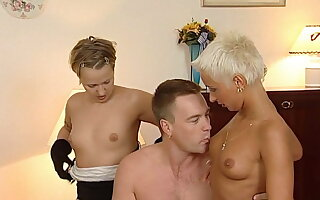 German swinger group - 90s retro not far from young Mandy Mystery