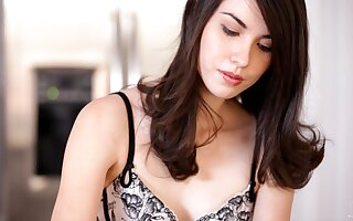 Passionate lovemaking in the morning with adorable Emily Grey