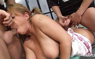 Allie Foster in Young Girls' Fantasies #10