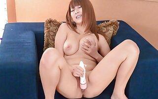 Fabulous Japanese slut Hitomi Kitagawa in Incredible JAV uncensored Teen video