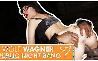 Emo girl Zeyna gets pounded extensively at night! wolfwagner.com